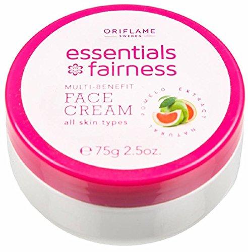 Oriflame Sweden Essentials Fairness Multi-Benefit Face Cream (75 g)
