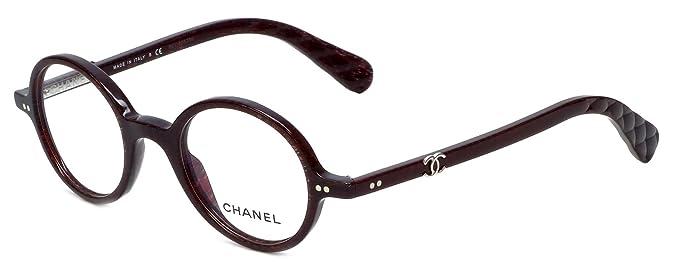 Chanel Womens Eyeglasses Frames CH 3326-H-B C714 54mm Havana / Gold ...