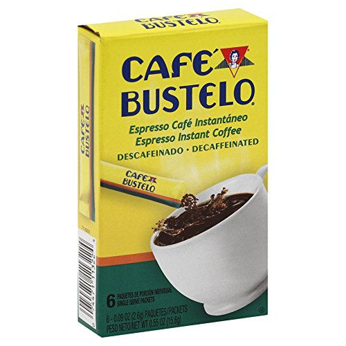 Top 10 recommendation cafe bustelo instant espresso packets