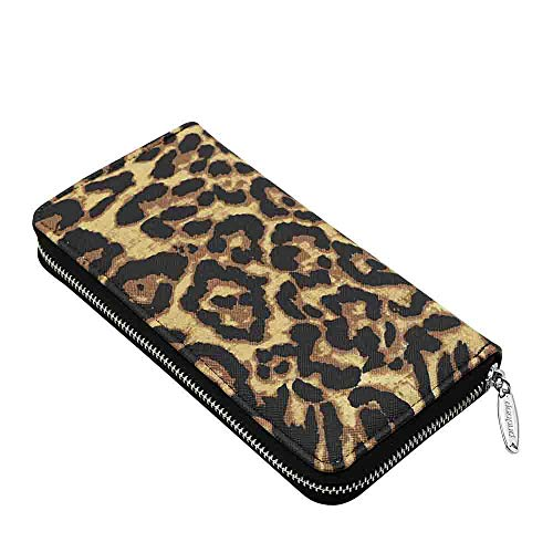 Leopard Print Long Women