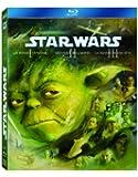 Star Wars - La Prélogie [Francia] [Blu-ray]
