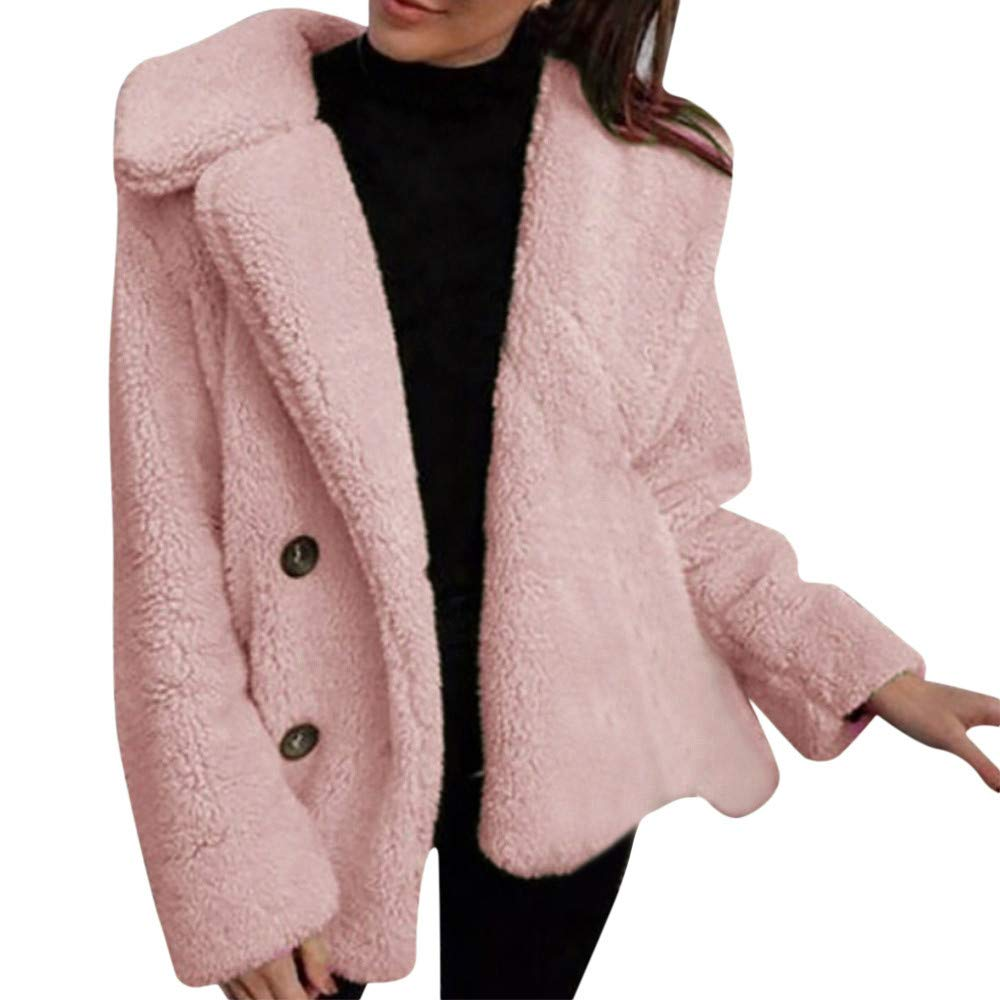 品質一番の Seaintheson B07HQ6LH8V Women's Coats OUTERWEAR レディース レディース Women's B07HQ6LH8V XX-Large|ピンク-2 ピンク-2 XX-Large, カノヤシ:e9e6ae46 --- beyonddefeat.com