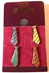 Universal Studios Wizarding World of Harry Potter Mini Tie Pin Set