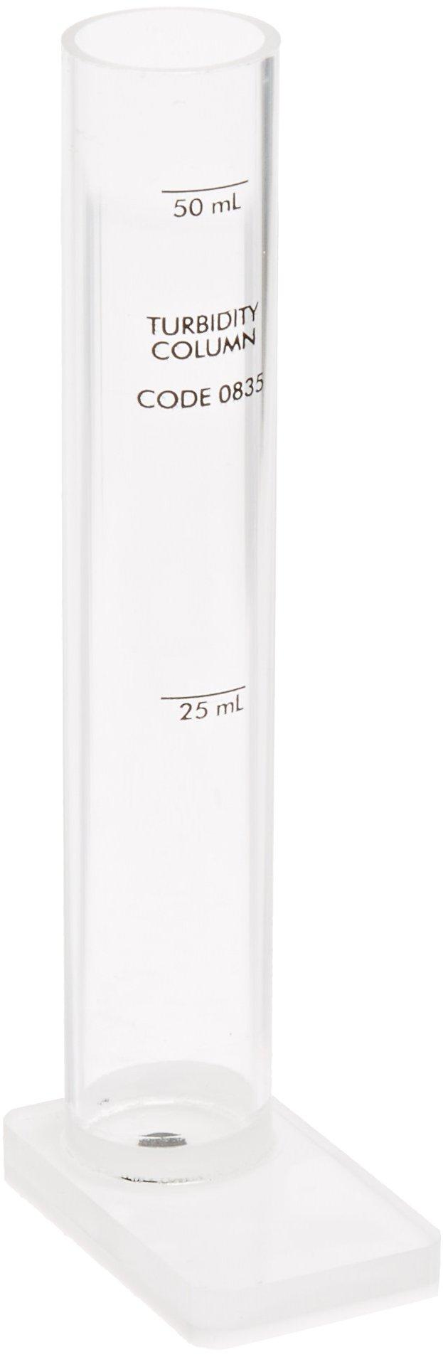 LaMotte 0835 Turbidity Column, Hardware