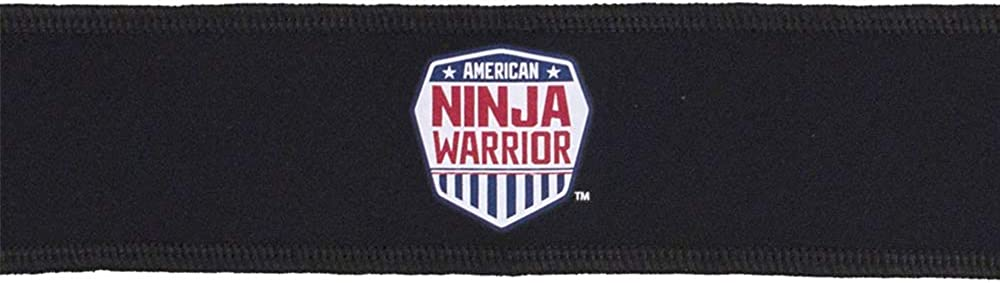 American Ninja Warrior Headband - Perfect for Parties - Great Gift for ANW Fans - Official ANW Headband