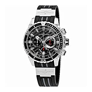 Ulysse Nardin Diver Chronograph Automatic Mens Watch 1503-151-3/92