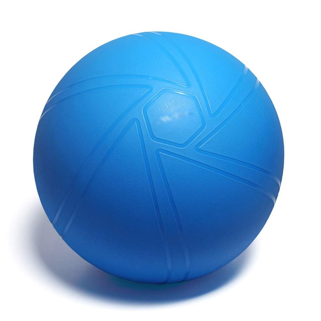 Sports Fitness Yoga Ball Indoor Fitness Ball Thick Explosion-Proof Balance Ball Safe and Comfortable Rehabilitation Training Ball Play Sports Ball (Load: 250kg) Exercise Ball Chairs