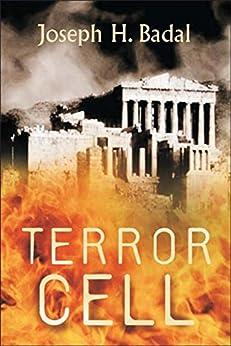 Terror Cell (Danforth Saga Book 2) by [Badal, Joseph]