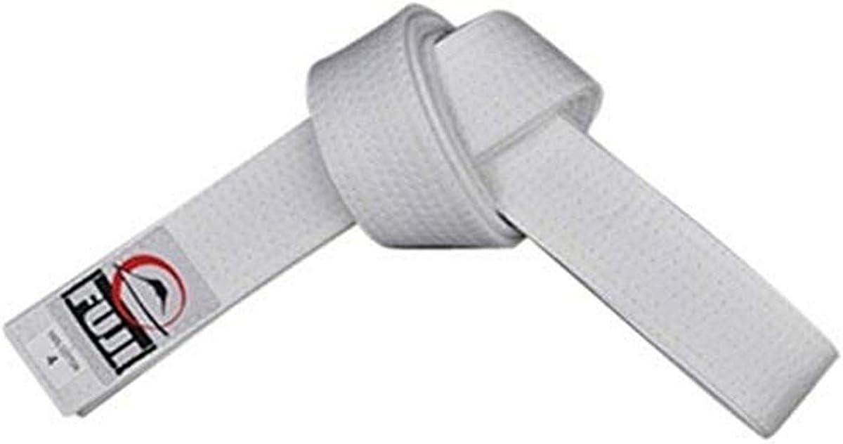 2 White Fuji Sports Belt