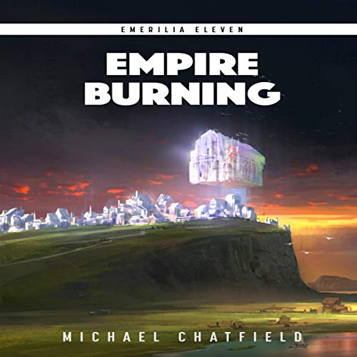Pdf Science Fiction Empire Burning: Emerilia, Book 11