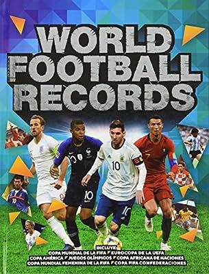 World Football Records 2019 (Libros ilustrados): Amazon.es: Varios ...
