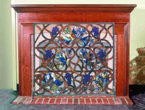 Grapevine Fireplace Screen