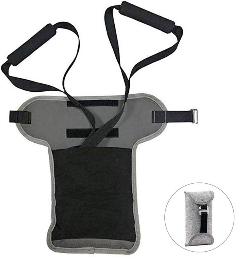 BETTERLE Correas de resistencia de fitness para deportes de bolsillo, cinturón de entrenamiento de suspensión, banda de resistencia para entrenamiento ...
