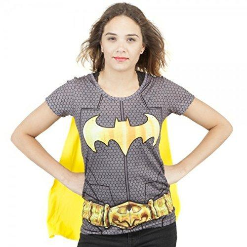 Batman Cape Shirt Batman Cosplay Batman Tshirt - Batman Cape Tee Batman ()
