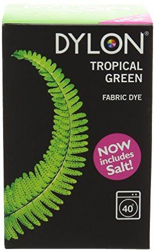 Price comparison product image DYLON Machine Dye,  Powder,  Tropical Green by Dylon