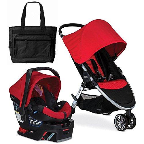 Britax Three Wheel Stroller - 6