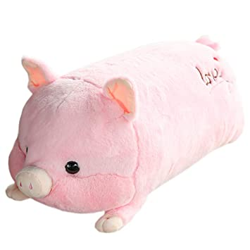 Amazon Com Pig Doll Cute Plush Toy Simulation Spoof Sleeping Pillow