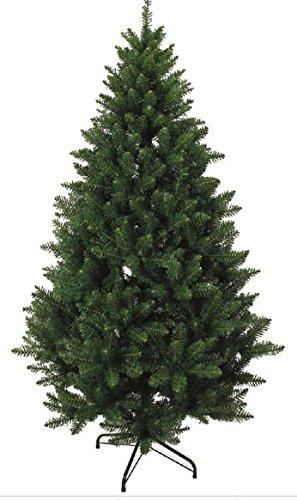 豪華クリスマスツリー スリム 210cm B00FWLOT9U