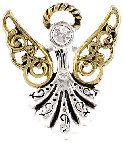 Angel Gold Jewelry Box - 2
