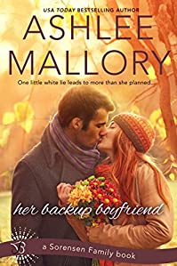 Her Backup Boyfriend by Ashlee Mallory ebook deal