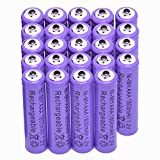 12v dc hair dryer - 24x AAA 3A 1800mAh 1.2 V Ni-MH Battery Rechargeable Cell for Camera Toys MP3 RC