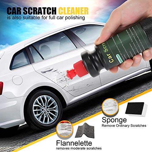 KUWAN Car Scratch Remover - Scratch Removal for Automobile - Paint Remover - Remove Scratches- Scratching Glass Stain Removal /Polish - Restore Blemishes to Repair Vehicle Surface by KUWAN (Image #3)