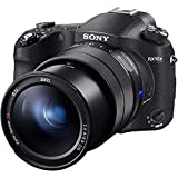 Sony Cyber‑Shot RX10 IV with 0.03 Second Auto-Focus & 25x Optical Zoom (DSC-RX10M4)