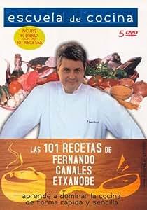 Pack escuela de cocina libro dvd alberto guerrikabeitia cine y series tv - Libro escuela de cocina ...