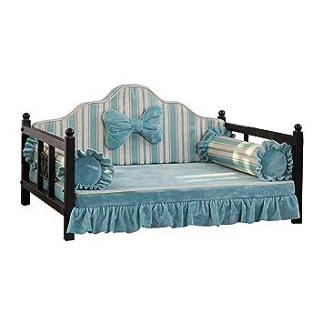 Amazon.com: Cama para mascotas, cama grande para perro ...