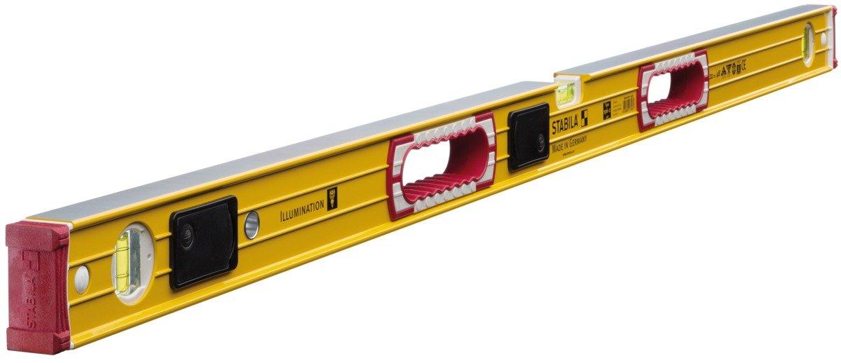Stabila 17393 196-2 LED Spirit Level 120 cm