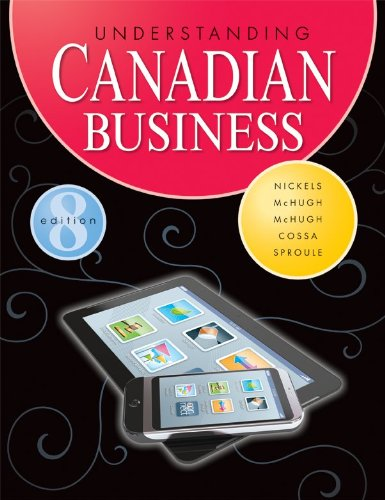 Understanding Canadian Business with Connect with Smartbook PPK