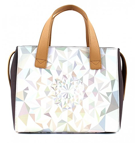 Oilily Kinetic Handbag Oyster White