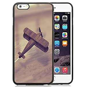 NEW DIY Unique Designed iPhone 6 Plus 5.5 Inch Phone Case For Wooden Plane Toy 640x1136 Phone Case Cover
