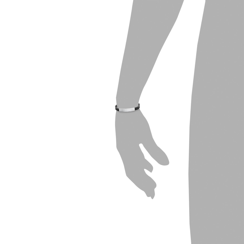 /565509 Oliver/ /Bracelet Enfant Teenager Boys Plaque d/écorative en acier inoxydable 20/cm/ s