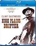 Cover Image for 'High Plains Drifter (Blu-ray + Digital Copy + UltraViolet)'