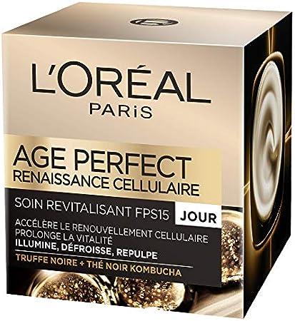 L'Oreal Paris Age Perfect Crema Día Renaissance contra el envejecimiento celular