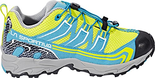 La Sportiva Mutant Hardloopschoenen Dames Trail - Ss18 Falkon Laag 36-40 Zwavel / Blauw Talla: 37