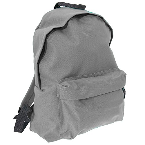 Backpack Graphite Fashion Grey BG125 Light Grey BagBase 8q4wgZFx