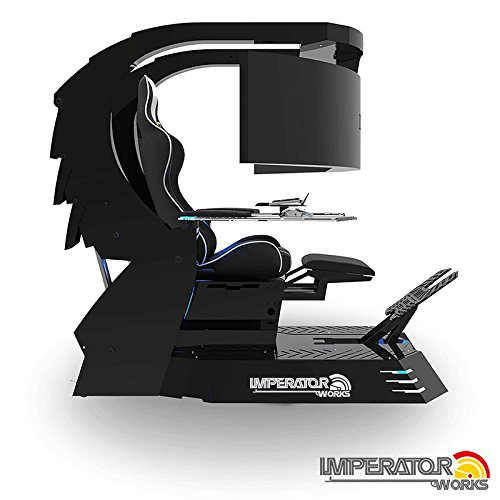 Iwj20 Imperator Works Computer Chair Workstation For