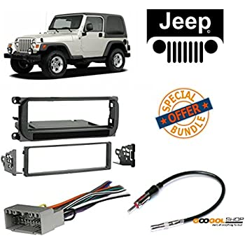 06 jeep liberty wiring diagram amazon com radio stereo install dash kit wire harness 06 jeep liberty wire harness