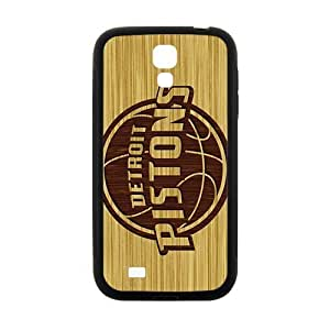Cool painting Detroit Pistons unique Cell Phone Case for Samsung Galaxy S4