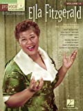 img - for Ella Fitzgerald for Female Singers Pro-vocal Vol.12 Bk/Cd (Hal Leonard Pro Vocal (Numbered)) book / textbook / text book