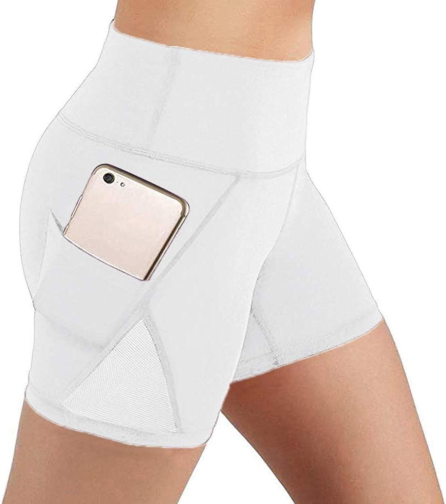 BOLANQ Vêtements Leggings de Fitness de Color Liso para Mujer Pantalones de Yoga de Retazos Deportivos Ajustados