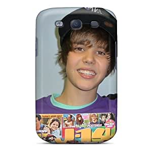 Defender Case With Nice Appearance (justin Bieber) For Galaxy S3