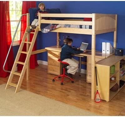 Maxtrix Kids Grand 3 / Giant 3 Full High Loft Bed