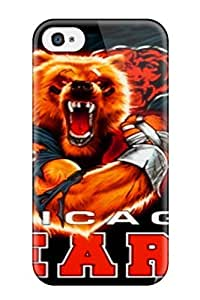 Iphone 4/4s Case Bumper Tpu Skin Cover For Chicagoears Accessories