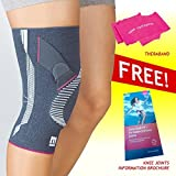Medi Genumedi PT Knee Brace - Support, Rehabilitation, Silicone Rings, Zoned Padding, Comfortable, Breathable,...