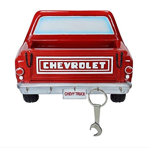 Pickup Holder (Chevrolet Stepside Pickup Truck Key Rack & Letter Holder)