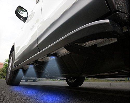 Kust TB4375w SUV Nerf Bars,Door Side Step Running Boards for Honda 2015 2016 CRV, Pack of 1 Pair ...