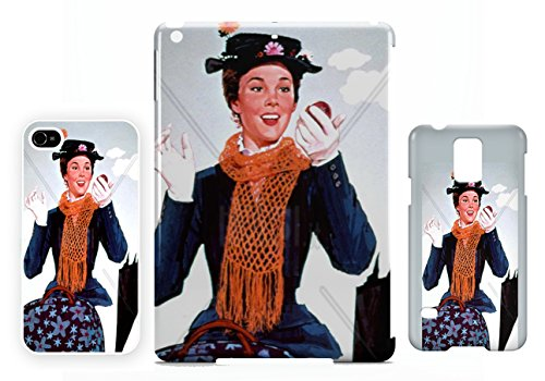 Mary Poppins Julie Andrews iPhone 7 cellulaire cas coque de téléphone cas, couverture de téléphone portable